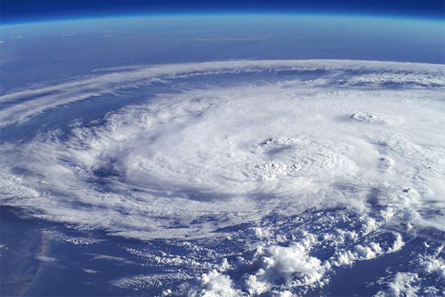 大型の台風